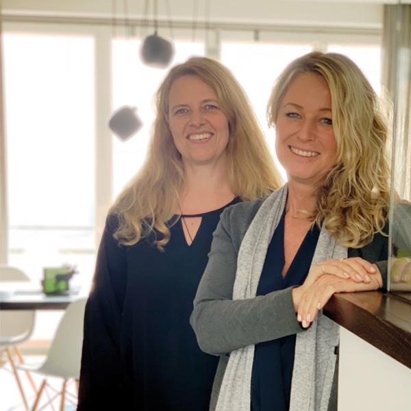 Sabine Weinhold und Dr. Monika Pöllot, Jäger Health